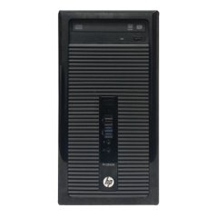 HP ProDesk 400 G1 MT : Intel Core i5-4570 4x3.6GHz / 4 GB DDR3 / 250 GB HDD