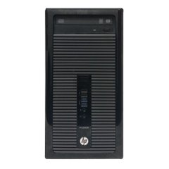 HP ProDesk 400 G1 MT : Intel Core i5-4570 4x3.6GHz / 8 GB DDR3 / 320 GB HDD / nVidia GeForce GT 1030